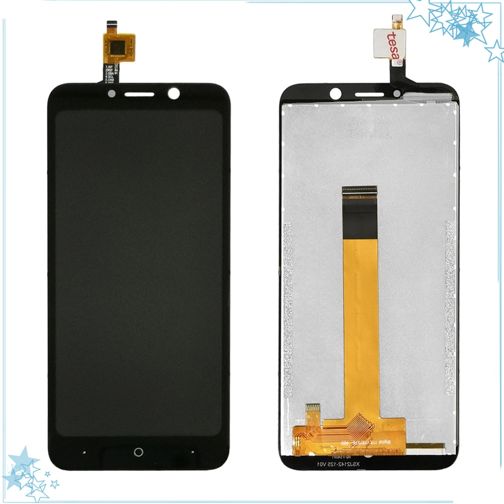 5.0''For Doogee X50 X50L LCD Display+Touch Screen Digitizer Assembly For Doogee X50/X50L Mobile Phon