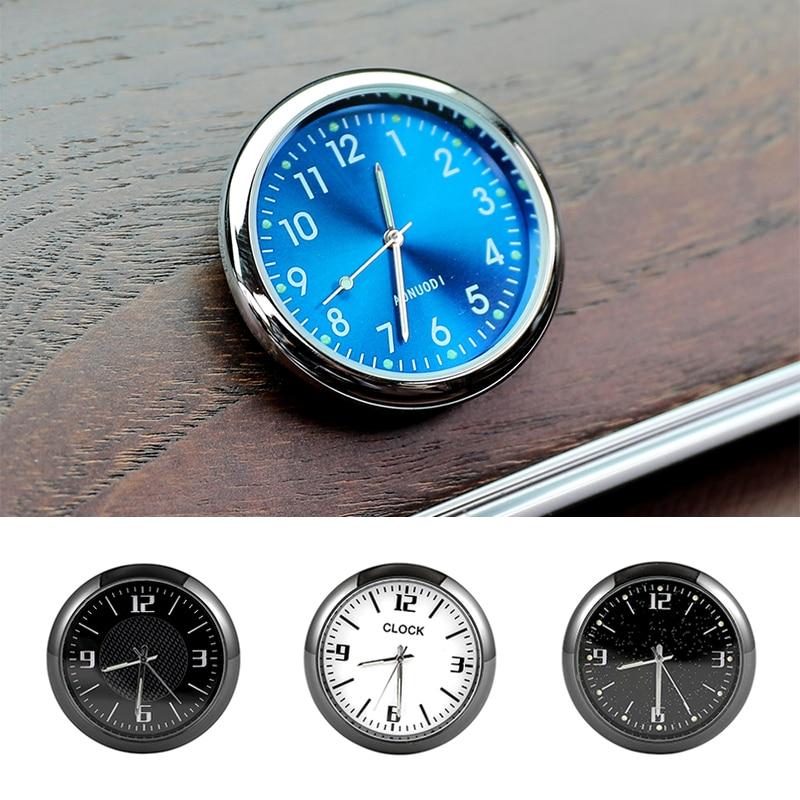 Автомобильные часы, внутренние автомобильные цифровые часы, декоративные аксессуары для DODGE seat Chevrolet VAUXHALL Toyota SKODA
