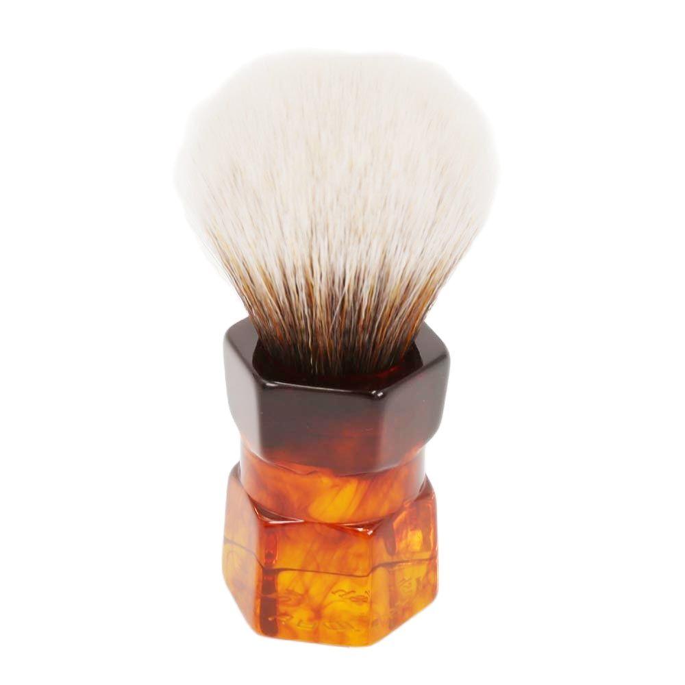 yaqi 24mm moka express synthetic hair shaving brush Yaqi 24mm Moka Express Synthetic Hair Barbe Shaving Brush