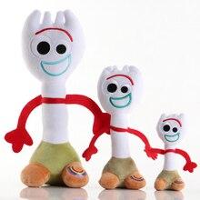 1 stücke Film Toy Story 4 Plüsch Spielzeug 15-35cm Forky Weiche Angefüllte Weiche Angefüllte Spielzeug Geschenke für kinder Kinder