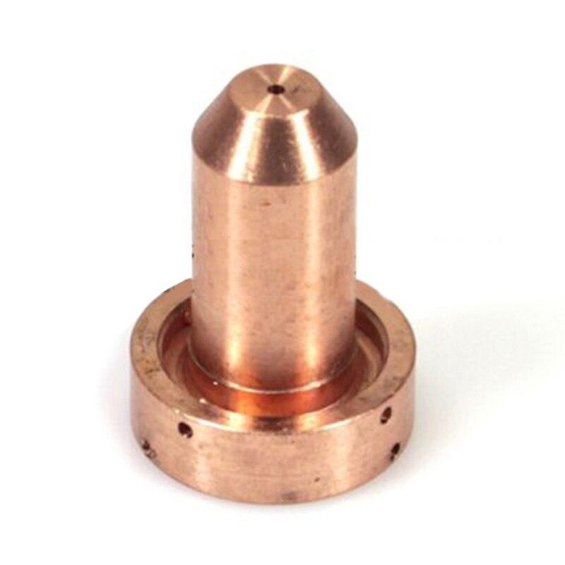 10 Uds 9-8210 WSP-10007 boquillas de soplete de Plasma consumibles puntas de soldadura reemplazo