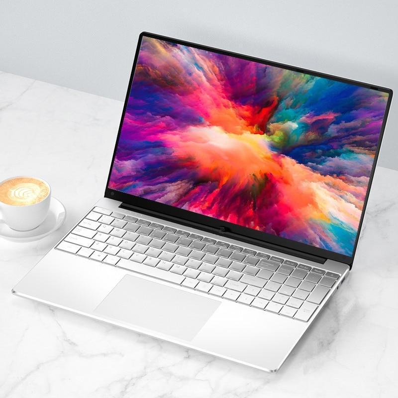 Review DDR4 Ram 8G Rom 512GB 2T 3TB SSD Ultrabook 15.6″ Laptop Computer 2.4G/5.0G Wifi  Bluetooth Intel Celeron J4125 windows laptop