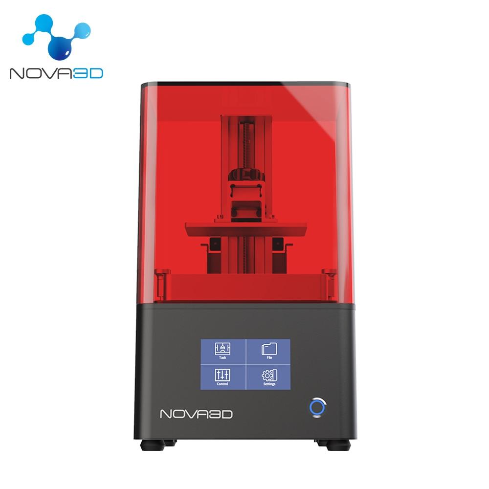 طابعة ثلاثية الأبعاد من طراز رقم NOVA3D من العلامة التجارية فريدة من نوعها 2K طابعة MSLA ثلاثية الأبعاد بطباعة سريعة للتصوير بالأشعة فوق البنفسجية...