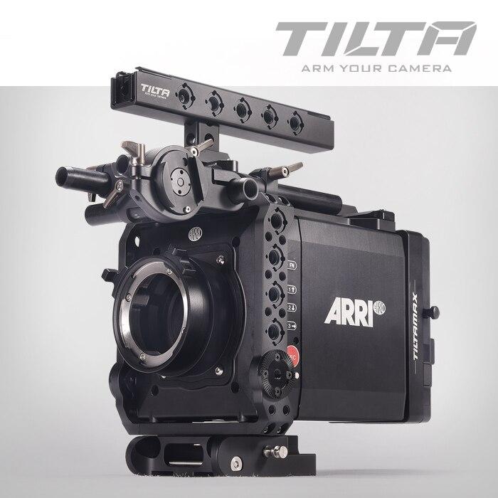 TILTA ARRI ALEXA MINI ESR-T06-A plataforma 15mm ligero placa base Placa de batería envío gratis