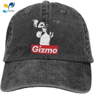 Gremlins Gizmo Cowboy Cap Baseball Hat Casquette Headgear