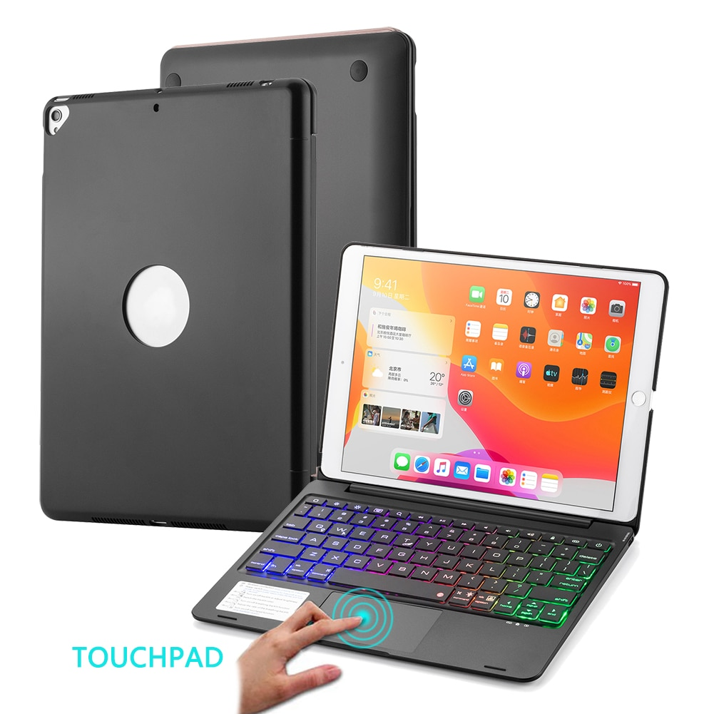 aliexpress.com - Backlit Wireless Keyboard Case for iPad Pro 11 starting at just $49.80