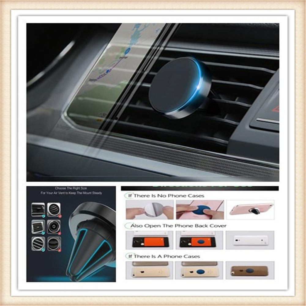 Sostenedor del teléfono del coche imán de ventilación de aire para Teléfono Celular soporte para Ferrari 488 SP38 Portofino FXX-K 812 LaFerrari J50