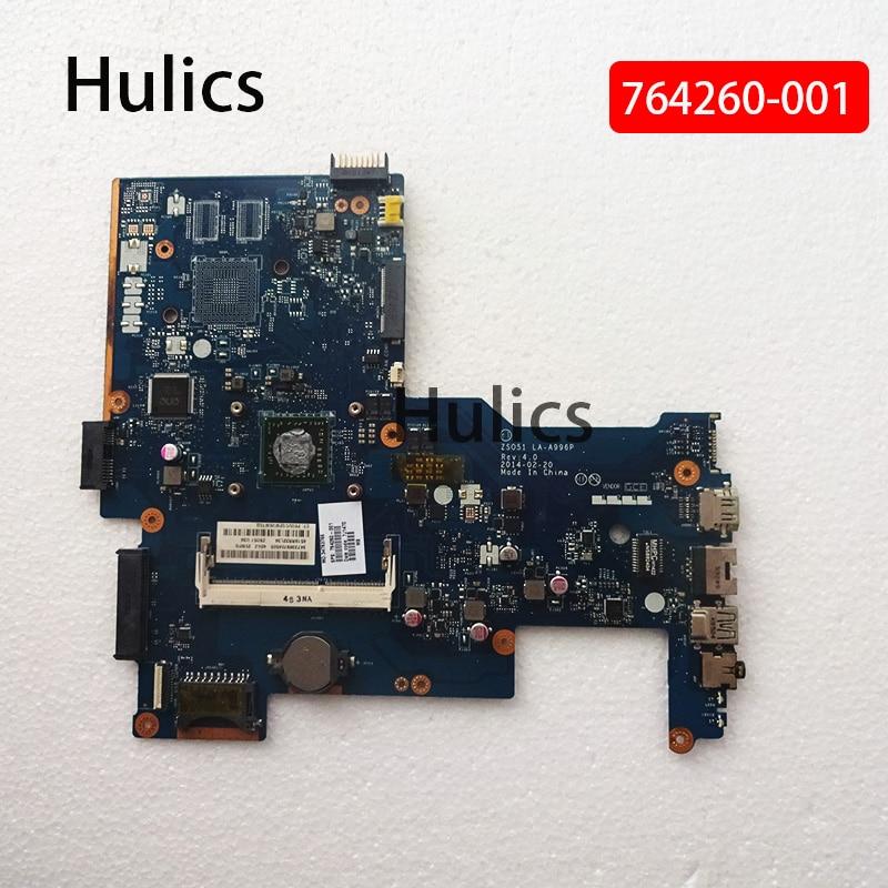 الهيكل الأصلي اللوحة الأم للكمبيوتر المحمول 764260-501 764260-601 764260-001 ل hp 15-G LA-A996P اللوحة الرئيسية