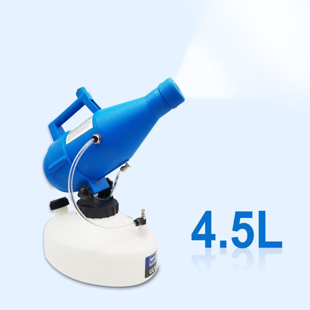 110V USA Stock rociador desinfectante nebulizadora ULV máquina de desinfección antimosquitos eléctrica atomizador insecticida
