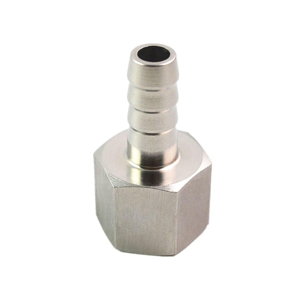 1 шт. SS304 нержавеющая сталь 1/2