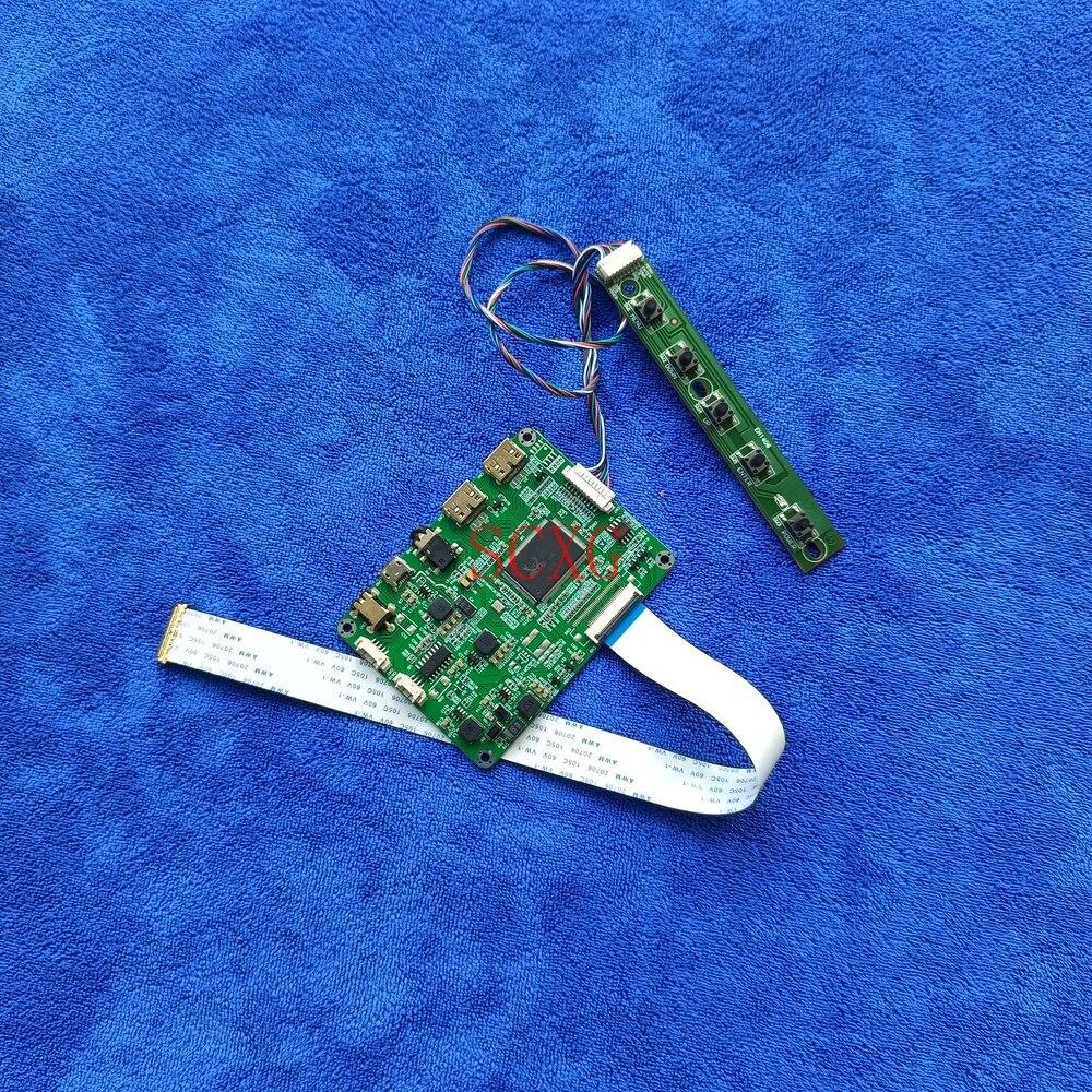 1920*1080 30Pin eDP ل LP156WF8/LP156WF9-SPC1/SPF1/SPK2/SPL1 عدة مايكرو USB 5 فولت لوحة تحكم لوحة LCD HDMI-متوافق 2-Mini