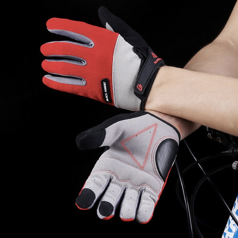 Winter Gloves for Men Women Cycling Gloves Anti Slip Touch Screen Gloves Cold Weather Gloves Windproof enlarge
