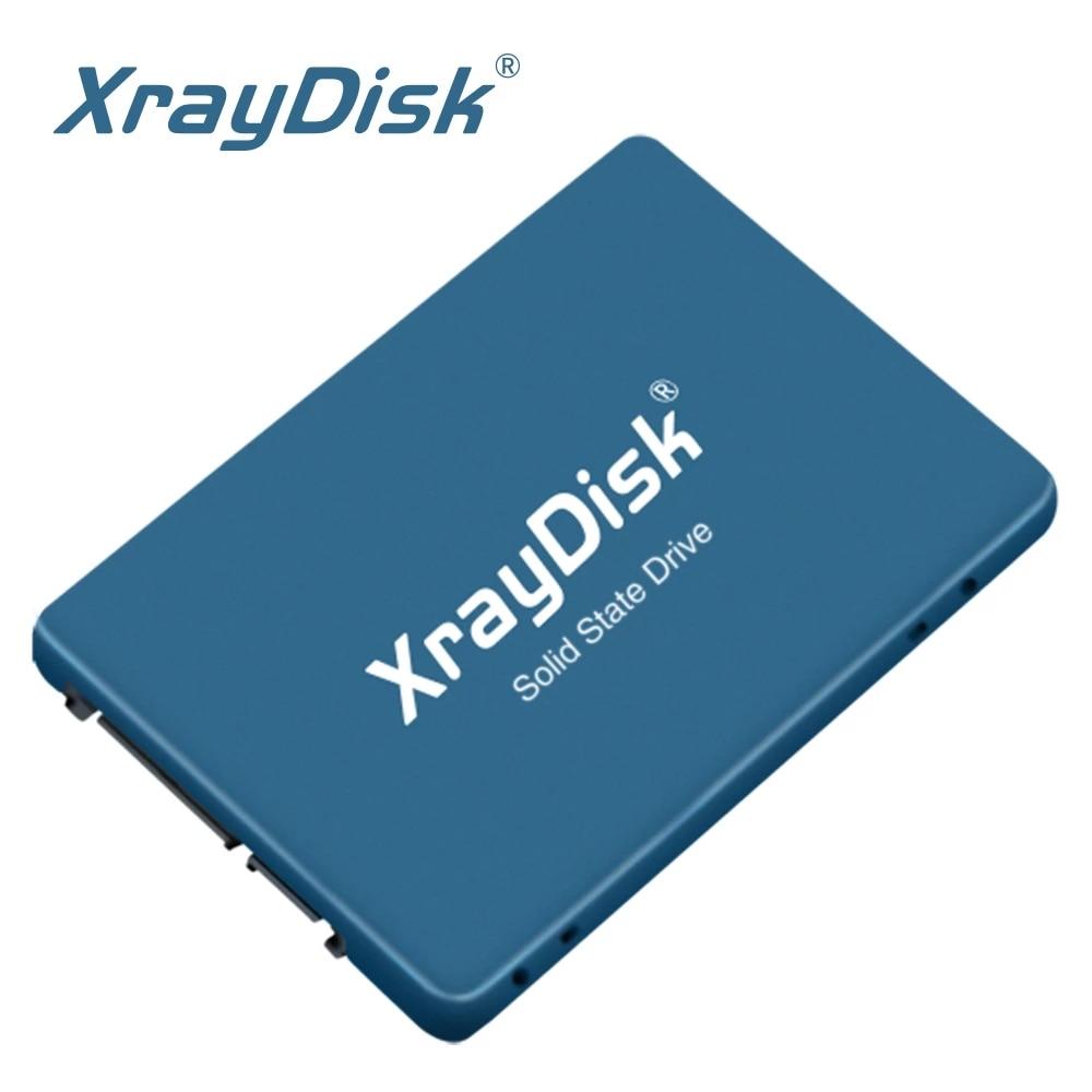 XrayDisk 2.5''Sata3 Ssd 120gb 128gb 240gb 256gb 60gb 480gb 512GB 1TB Hdd Internal Solid State Drive Hard Disk For Laptop&Desktop