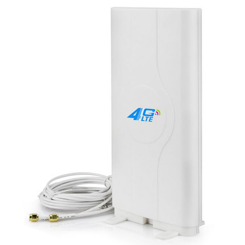 4G External Antenna Indoor 49dBi TS9 Connector For ts9 Mifi Router E8372 Dongle (Router not included) enlarge