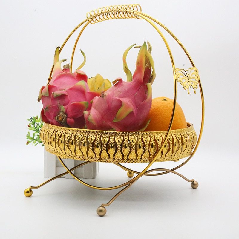 Creative fruit tray for home decoration