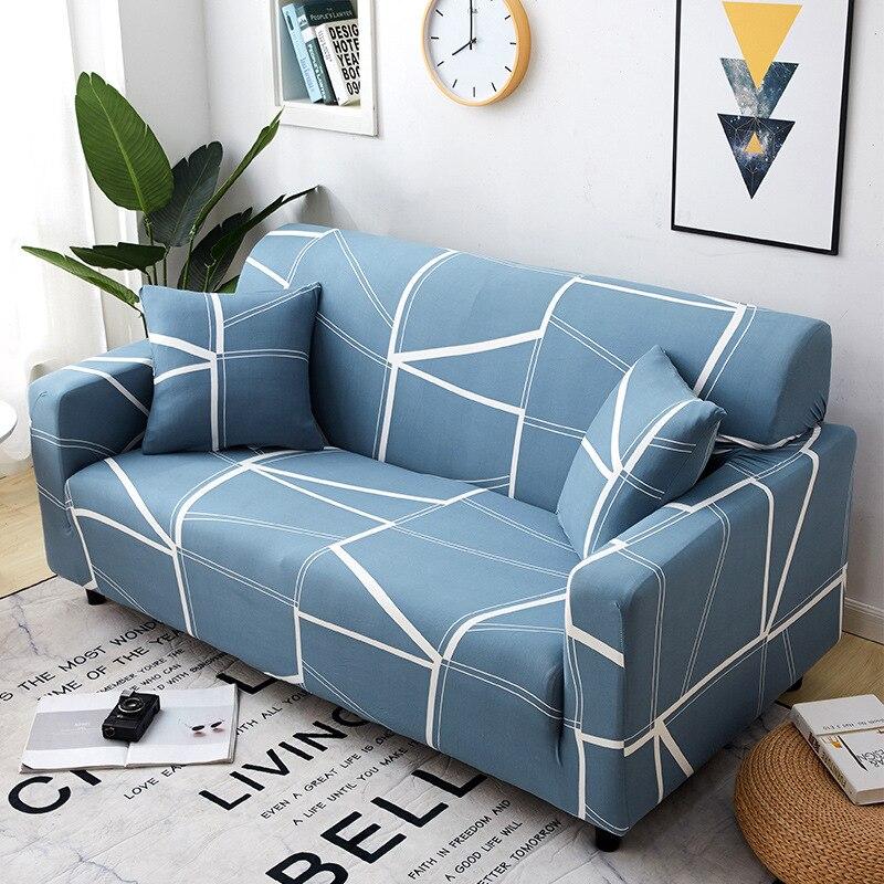 1 шт. диван крышка Four Seasons универсальный все включено стрейч ткань диванную подушку покровный кушетки для Гостиная