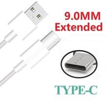 Cable de carga rápida Usb tipo c de 9mm de largo para Cable de cargador Blackview Bv9600 Bv7000/Bv8000/bv9000/bv9500 Pro