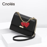 new simple crossbody bags for women heart shape handbags and purses female summer travel crossbody shoulder bag