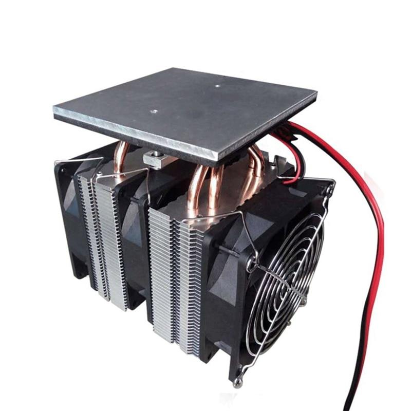 12 فولت 240 واط بلتيير رقاقة أشباه الموصلات طبق تبريد الثلاجة قوة كبيرة بمساعدة للكمبيوتر طبق تبريد