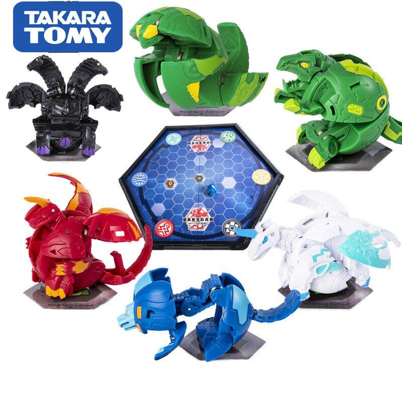 TAKARA TOMY BAKUGAN Originele Bakugan batalla luchadores Bayblade ráfaga de Toupie fusión de metales monstruo bola Gyro Atletiek Speelgoed