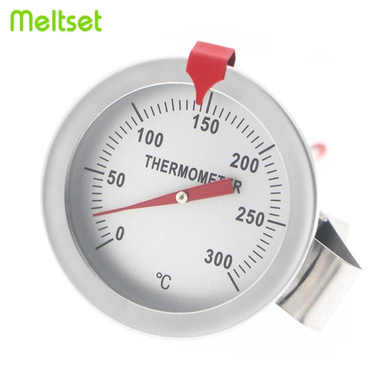 Термометр для духовки из нержавеющей стали, Кухонный Термометр для приготовления пищи, термометр, гриль для выпечки, кухонные принадлежнос...
