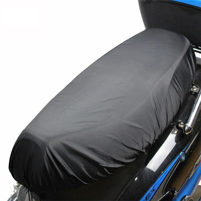 Universal Motorcycle Seat Cushion Cover Waterproof Motorcycle Seat Cover Wear-resistant Moto Seatcover Motorcycle Seat Protector
