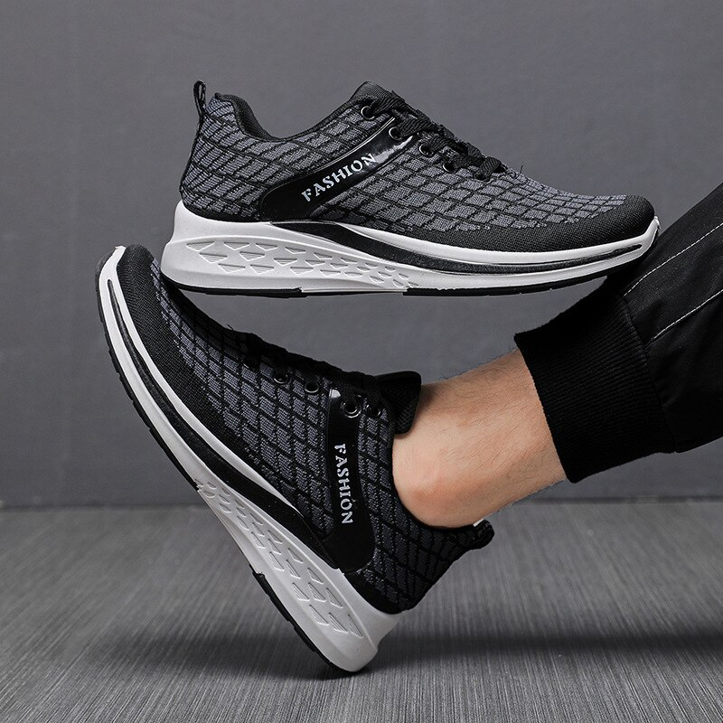 Men's sneakers 2021 autumn and winter new casual shoes breathable running shoes fashion sports shoes wholesale trendy shoes men