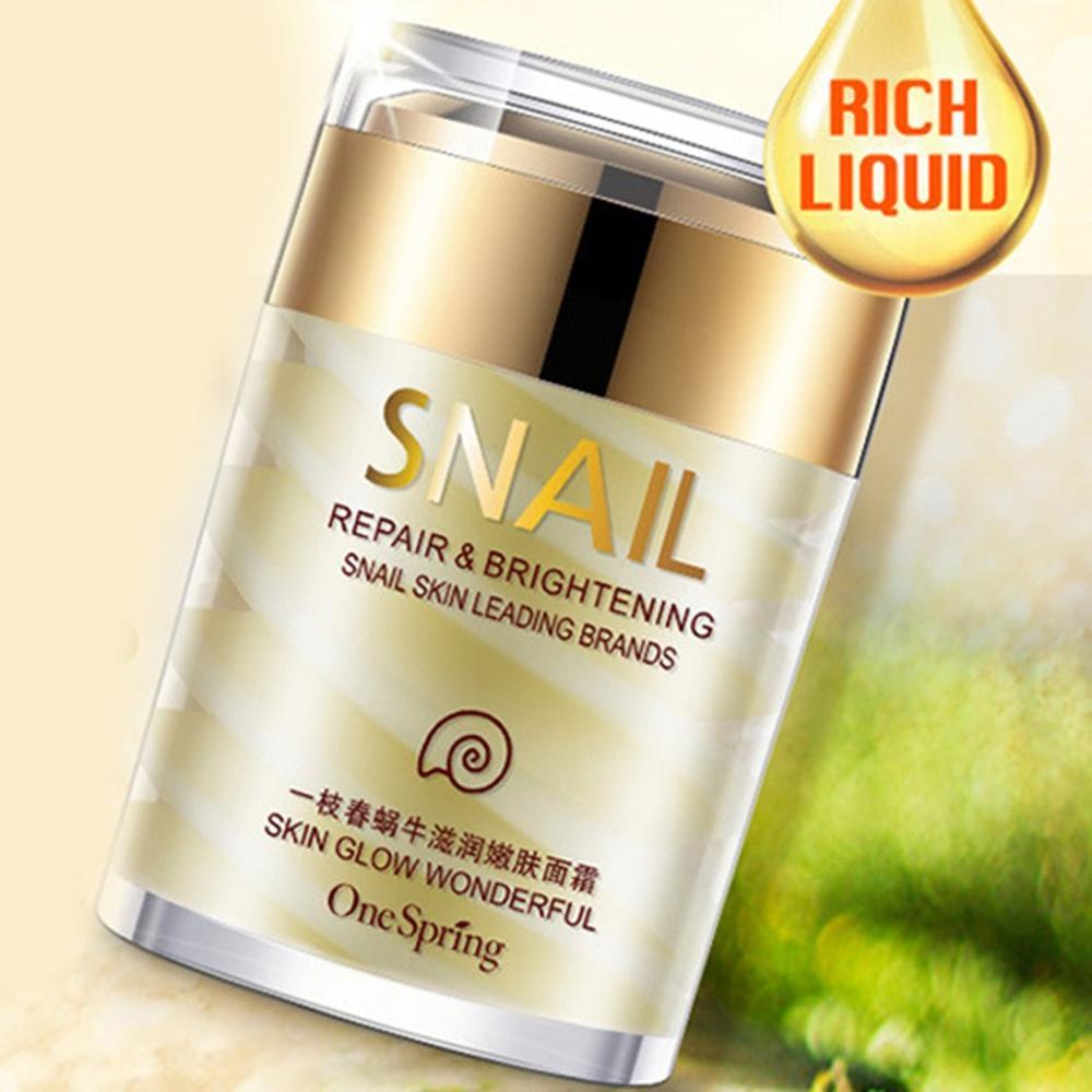 Skin Care Snail Original Essence Liquid Whitening And Hydrating Antioxidant Anti-aging Facial Cream Serum недорого