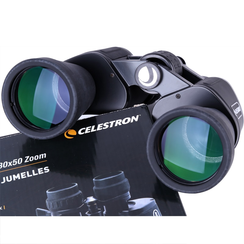 Celestron UpClose G2 10x50 20X50 Porro Binoculars with Multi-Coated Prism Glass Resistant Binoculars with Rubber Armored enlarge
