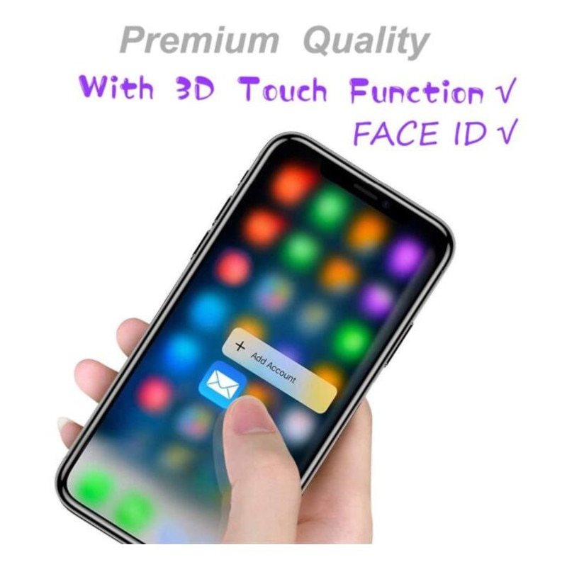 Test AAA OLED For iPhone X LCD For iPhone X Display Replacement Assembly Digitizer Touch Pantalla Perfect Repair Free Tools enlarge
