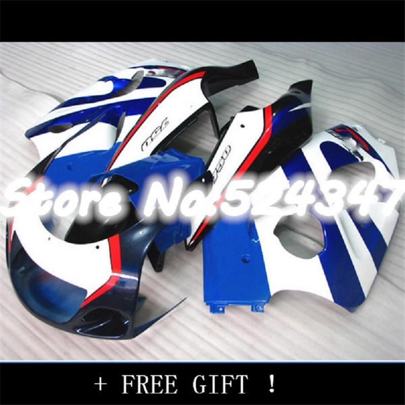 هيكل السيارة ل GSX-R600 96 97 GSX R600 GSXR 600 98 99 00 GSXR600 96 1996 1997 1998 1999 2000 الأزرق الأبيض الأحمر هدية