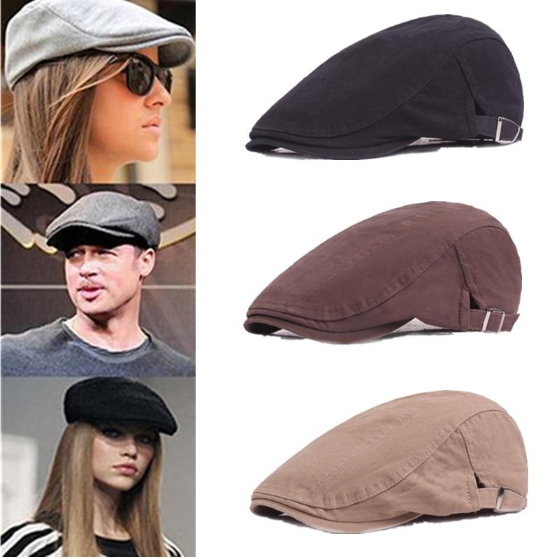 aliexpress.com - 5 Colors Classic Retro Driving Cabbie Baseball Golf Hats Newsboy Beret Caps Outdoor Travel Men Summer Sun Cotton Hat