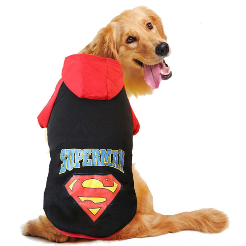 S-9xl Dog Clothes Coat Warm Pet Dog Jacket Coat Puppy Clothing Hoodies For Small Medium big Dogs Sweater Puppy Outfit