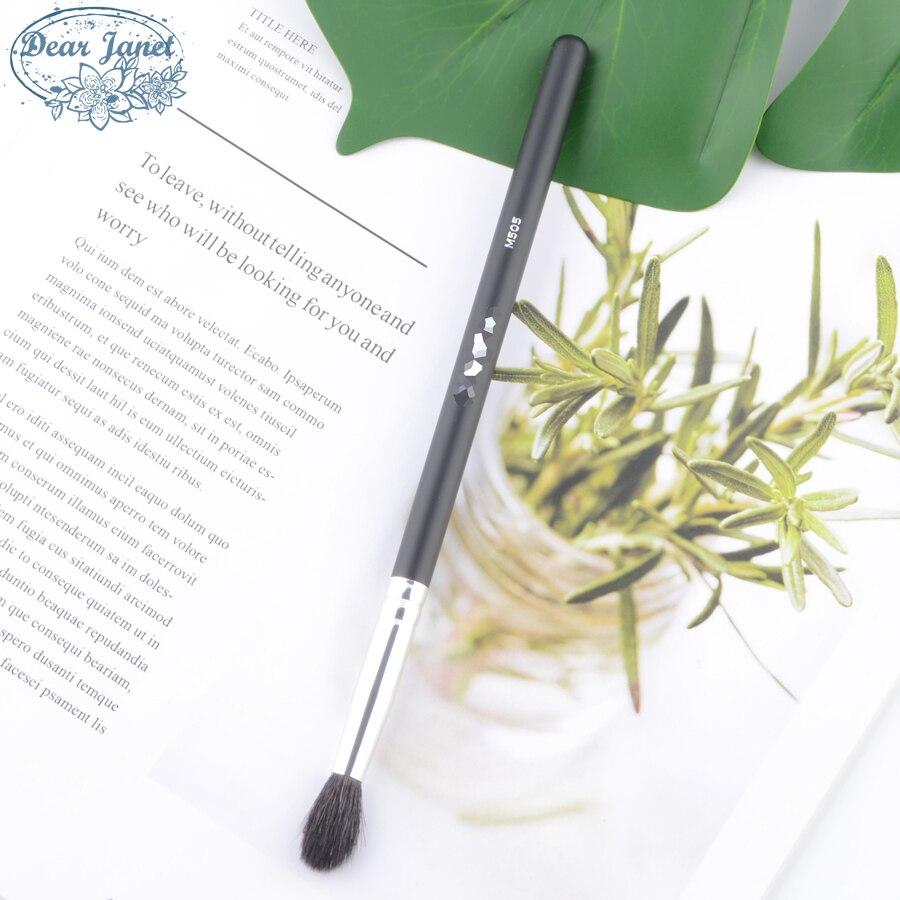 1pc Eye blending Make-Up pinsel M505 Nase schatten lidschatten Make up pinsel Professionelle kosmetische werkzeug Hohe quali natürliche ziege haar