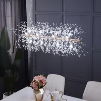 modern chandelier nordic hanging light fixture lamps for living room kitchen fixture dining table lighting home interior decor
