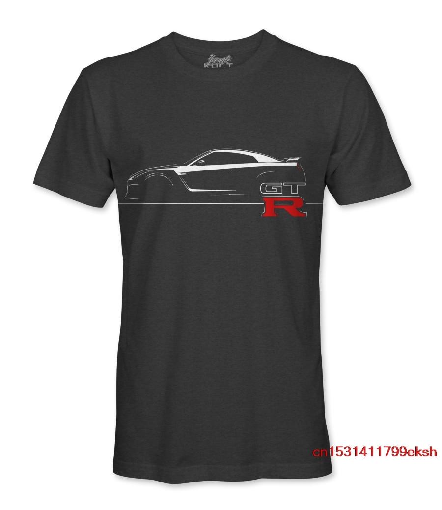 GTR GT-R de Fairlady camiseta R32 R33 R34 R35 MotorsportMercede