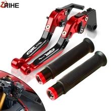 Pour Honda CBR600RR CBR 600 RR 600RR 2003 2004 2005 2006 moto CNC réglable extensible frein embrayage leviers poignées de guidon