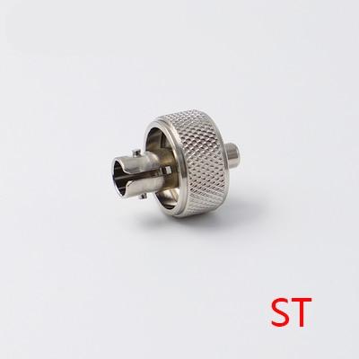 OTDR transfer connector FC ST SC LC adaptor OTDR Fiber Optic Connector For Optical Time Domain Reflectometer Fiber Adapter enlarge
