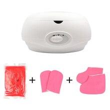 Heater Hand Paraffin  Therapy Bath Wax Pot Warmer Beauty Salon Spa Wax Heater Equipment Keritherapy