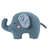 hot new elephant plush toy soft stuffed cartoon animal doll office nap pillow chair cushion kids girls birthday gift sofa pillow