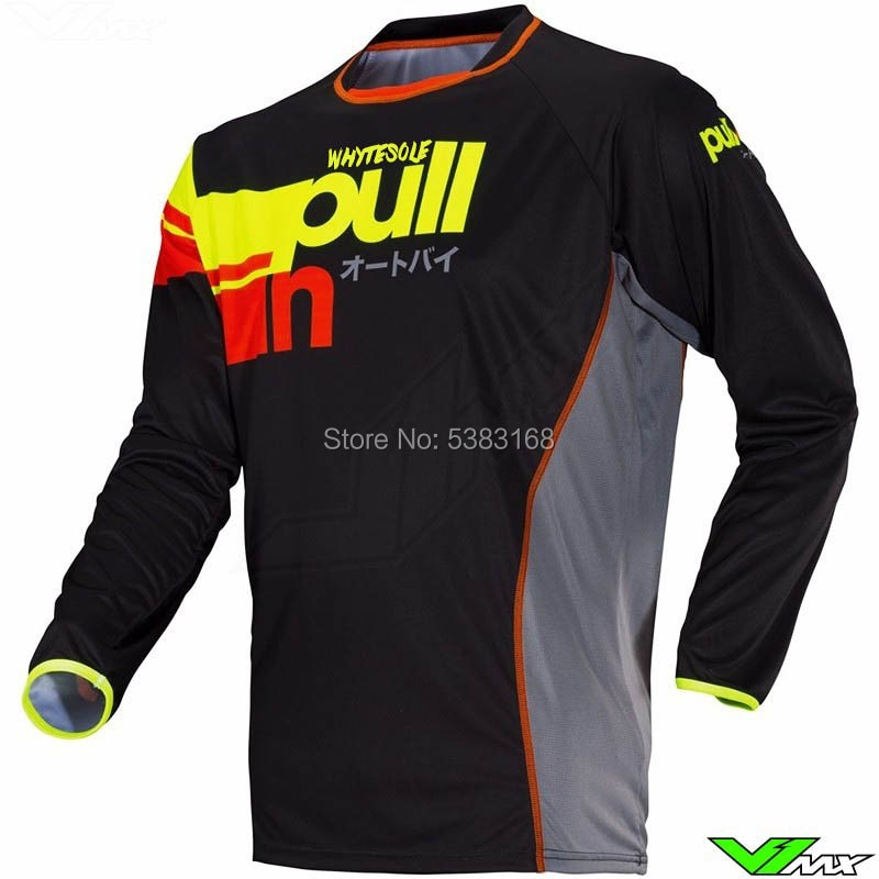 Camiseta de motocross mx 2020 para bicicleta todoterreno bmx dhdownhill mtb jersey y jersey de ciclismo