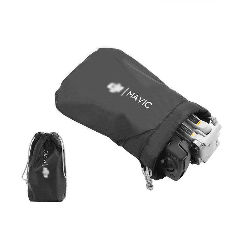Bolsa de almacenamiento para DJI Mavic Mini Mavic 2 AIR 2 Spark bolso portátil para Dji Mavic paño suave protector impermeable Estuche de transporte