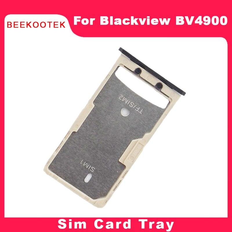 blackview bv4900 novo original titular do cartao sim bandeja slot para cartao blackview