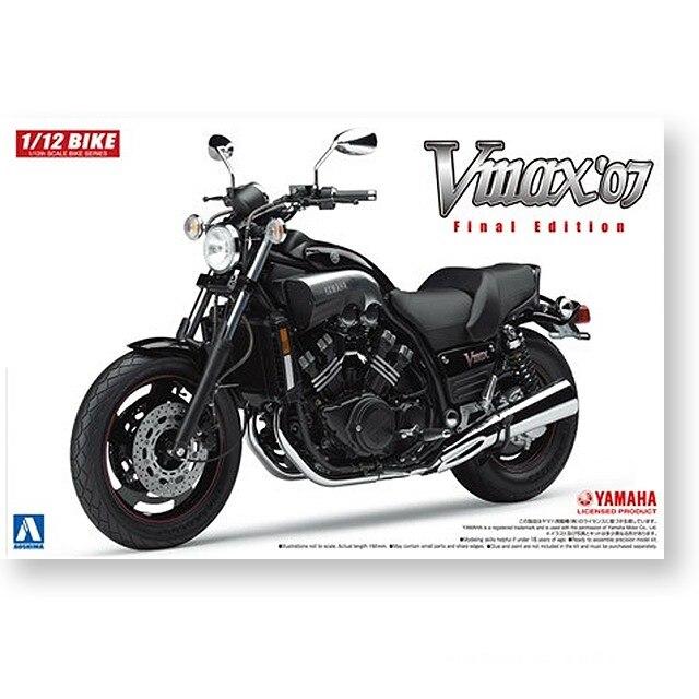 1/12 VMAX 07 moto modèle 05165