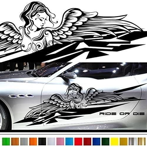Автомобильная виниловая наклейка с боковой графикой 224/Автомобильная виниловая/пользовательская наклейка s/наклейки