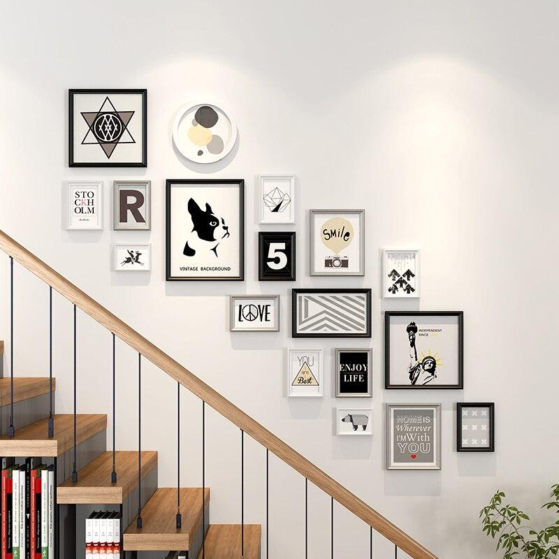 يطبع الجمالية الشمال إطار الصورة ورقة جدار ديكور المنزل الحديثة الغابات جدارية الزهور غرفة مجموعة fotomole جداريات حائطية EH50PW