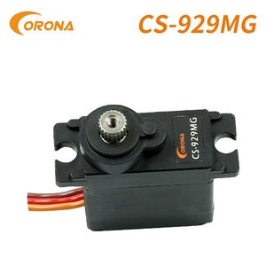 1pc CS929MG 2.0kg/ 0.10sec Metal Gear Servo For ALIGN T-REX TREX 450 RC Helicopter