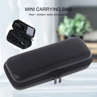 portable storage bag carrying case for ts100 ts80 electric soldering irones120 es121 electric screwdriver waterproof organizer