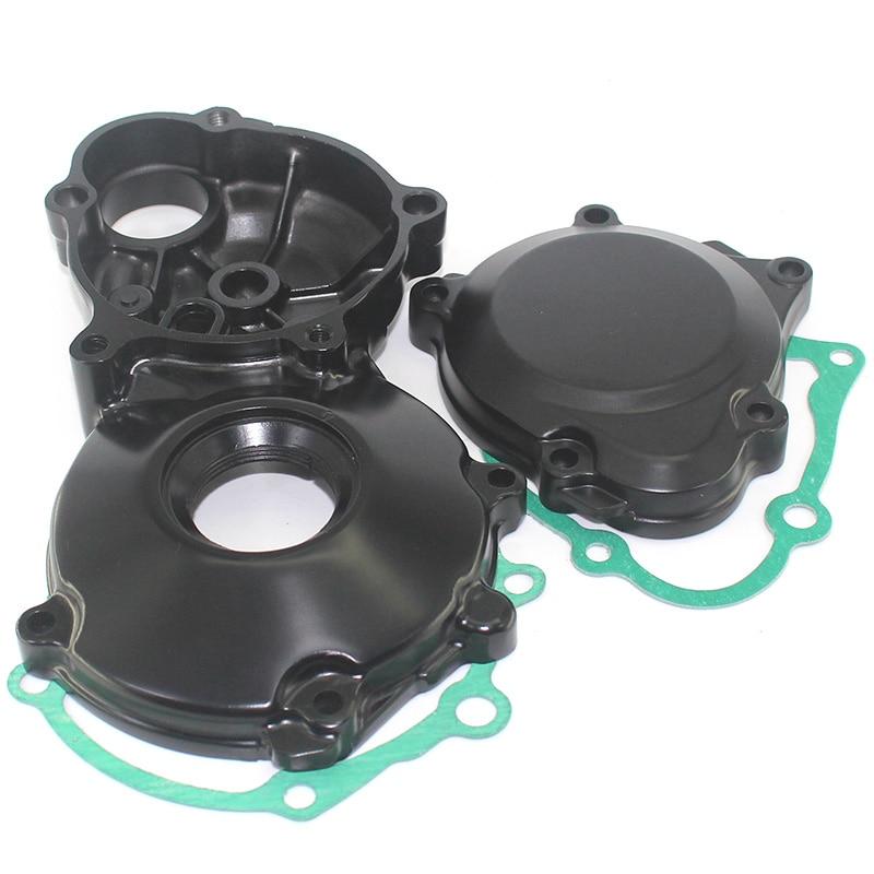لسوزوكي GSXR1000 2001-2006 GSX-R1000 GSX-R GSXR 1000 محرك المحرك مخلب غطاء الترس كاتب