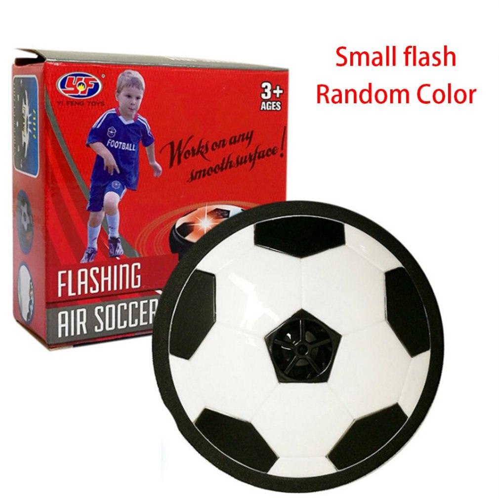 Pelota de juguete creativa, pelota de fútbol de potencia aérea, juguete de fútbol de interior, juguete deslizante flotante de múltiples superficies para niños